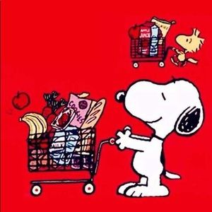 Other - Snoopy Hopes You Find All Sorts of Goodies! ☺️